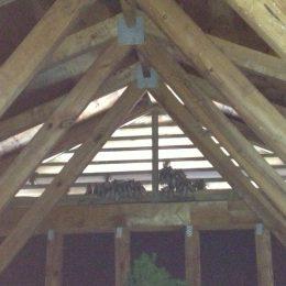 bats in attic vent 2